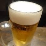 スポーツのあとのビールは危ない?